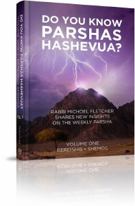 Do You Know Parshas Hashevua? Volume 1 Bereishis and Shemos [Hardcover]