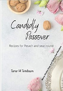 Candidly Passover Cookbook [Paperback]