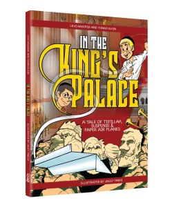 In The King's Palace [Hardcover]