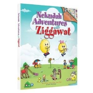 Nekudos Adventures with Ziggawat Comic Story [Hardcover]