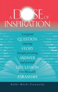A Dose Of Inspiration [Hardcover]