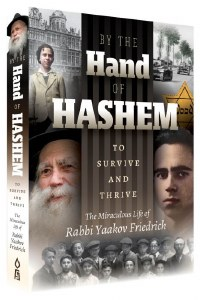 By The Hand Of Hashem [Hardcover]