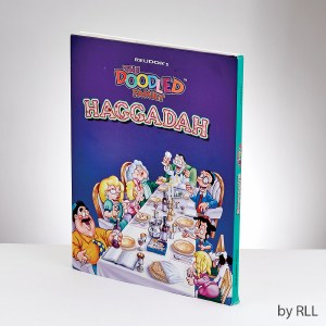 The Doodled Family Haggadah [Hardcover]