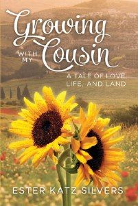Growing with my Cousin [Hardcover]