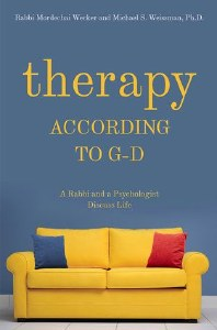 Therapy According to G-d [Hardcover]
