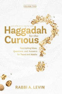Haggadah For The Curious Volume 2 [Hardcover]