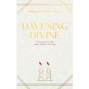 Davening Divine [Hardcover]