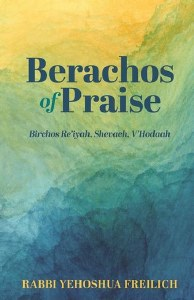 Berachos of Praise [Hardcover]