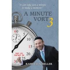 A Minute Vort Volume 3 [Hardcover]