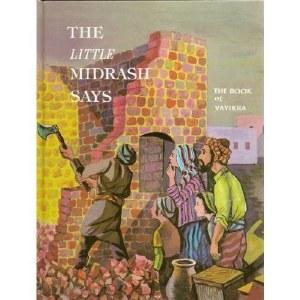 The Little Midrash Says: Vol. 3 Vayikra [Hardcover]