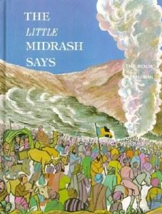 The Little Midrash Says: Vol. 4 Bamidbar [Hardcover]