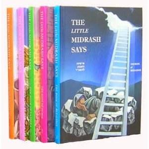 The Little Midrash Says 5 Volume Slipcased Set [Hardcover]