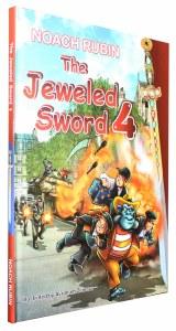 The Jeweled Sword Comic Story Volume 4 [Hardcover]