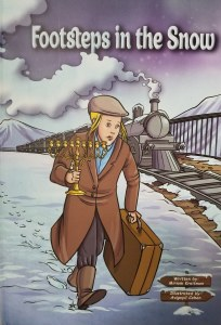 Footsteps in the Snow Comic Story [Hardcover]