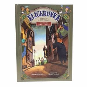 Kligerovka Illustrated Pirkei Avos Comics Story [Hardcover]