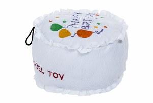 Plush Toy Birthday Cake