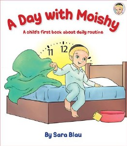 A Day with Moishy [Board Book]
