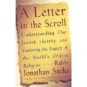 A Letter in the Scroll