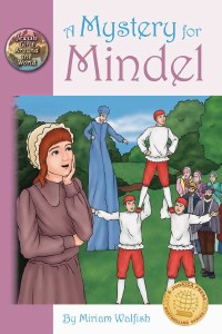 A Mystery for Mindel [Hardcover]