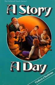 A Story A Day: 1 - Tishrei - Cheshvan