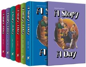 A Story A Day: 6 Volume Slipcased Set