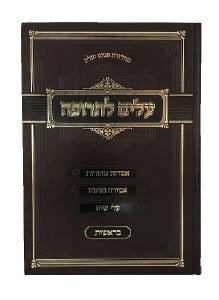 Alim Letrufah Bereishis on the Torah [Hardcover]