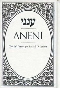 Aneni Simcha Edition Pocket Size White [Hardcover]