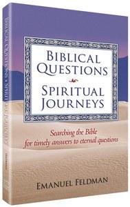 Biblical Questions, Spiritual Journeys - Hardcover