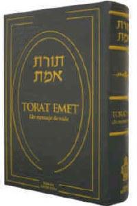 Chumash Torat Emet Complete with Spanish Translation [Hardcover]