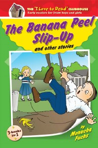 Banana Peel Slip-Up and other stories [Hardcover]