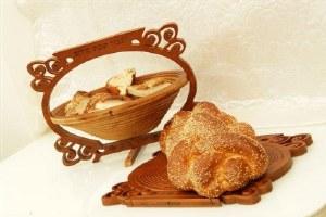 Challah Board Bread Basket