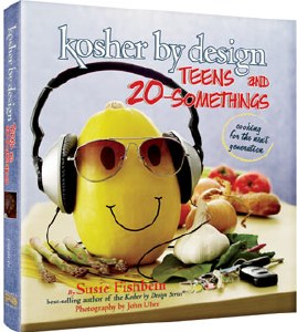 Kosher By Design Teens and 20-Somethings [Hardcover]