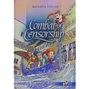 Combat of Cencorship Comics Story [Hardcover]