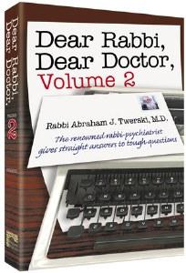 Dear Rabbi, Dear Doctor Volume 2 [Hardcover]
