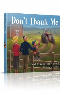 Don't Thank Me [Hardcover]
