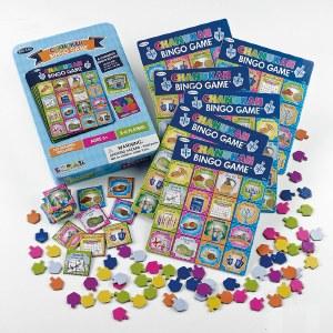 Chanukah Bingo Game in Collectible Tin