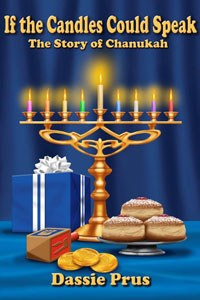 If the Candles Could Speak Jumbo Size [Hardcover]