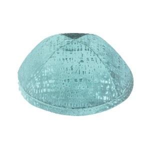 iKippah Mint Velvet Shimmer Size 3