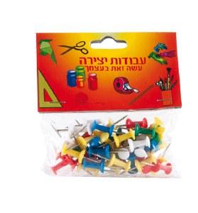 Colored Thumbtack Pins