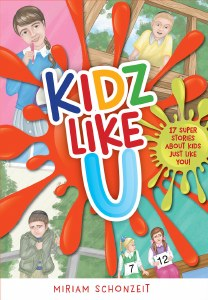 Kidz Like U Book 1 [Hardcover]