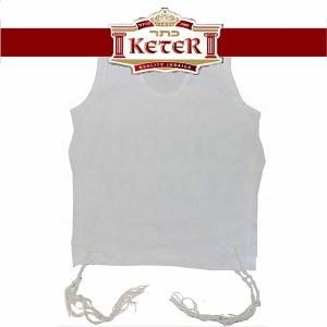 PerfTzit Undershirt Tzitzis Keter Size 24 (L) Meyuchad