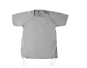 Sport Tzitzis Size S (20) Ashkenazi Meyuchad Light Gray