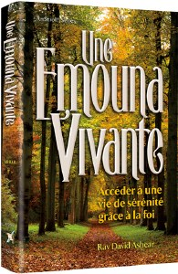 Living Emunah French Edition [Hardcover]
