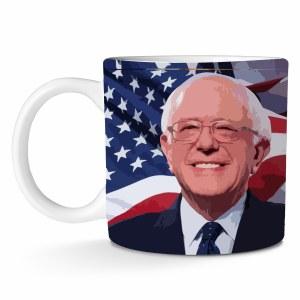 "Bernie for President ""Not Me. Us"" Mug 11oz"