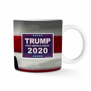 Trump Keep America Great! 2020 Mug 11oz