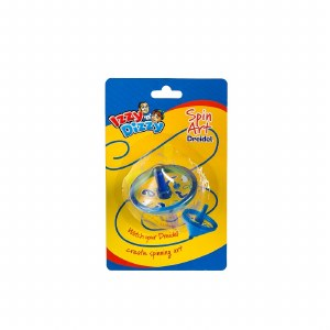 Dreidel Spiral Chanukah Markers Assorted Colors - Single Piece