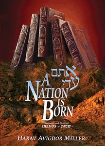 A Nation is Born: Shemos [Hardcover]