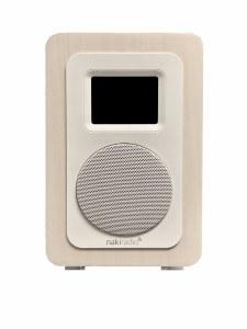 NakiRadio - The First Ever Kosher Wifi Radio Player (Maple)