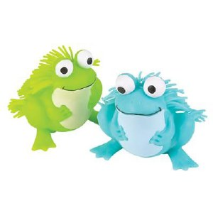 "Frog Puffer 4"""