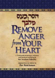 Remove Anger from Your Heart [Hardcover]